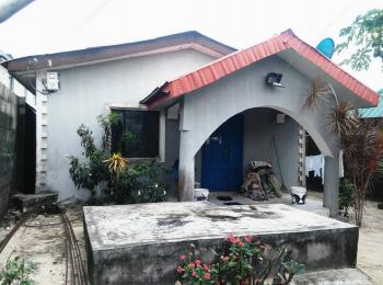 Distress 2 Bedroom Bungalow with Unit of Mini Flat and 3 Bedroom Bungalow in The Front Already on Linted Level on Half Plot of Land, Shapati, Lakowe, Ibeju Lekki, Lagos, Detached Bungalow for Sale