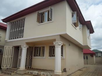 Luxury Three Bedroom Semi Detached Duplex, Manvren Estate, Lifecamp, Kafe, Abuja, Flat for Sale