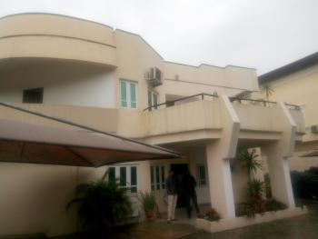 5 Bedroom Detached Duplex with 2 Rooms Bq Sitting on a Land Size of About 900sqm, Off Mississippi Street, Maitama District, Abuja, Detached Duplex for Sale