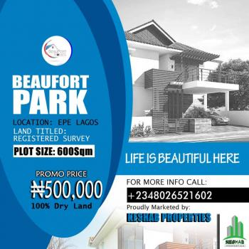 Cheapest Land, Ejirin Road, Eredo Local Government Area, Agbowa, Ikorodu, Lagos, Mixed-use Land for Sale