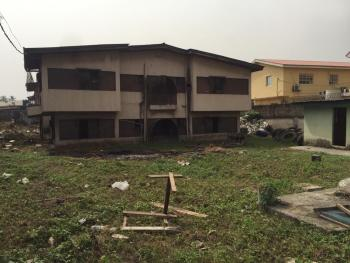 Fenced and Gated 900sqm, Off Commercial Avenue, Sabo, Yaba, Lagos, Residential Land for Sale