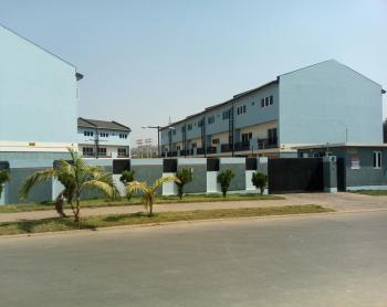 Well Finished Terraced Duplex with Bq, Garage and Swimming Pool, Behind Apo Legislative Quarters, Apo, Abuja, Terraced Duplex for Sale