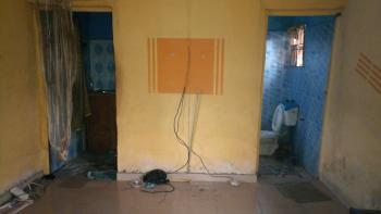 Lovely Single Room Self Contained with 1t/1b, Obadiah, Akoka, Yaba, Lagos, Self Contained (single Room) for Rent