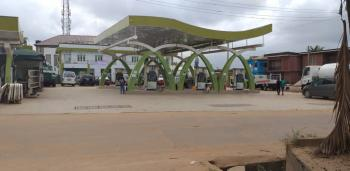 a Strategically Located Functional Petrol Filling Station on a Corner Piece Land, Along Amusan Road, New Oko-oba, Agege, Lagos, Filling Station for Sale