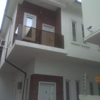 Tastefully Built 4 Bedroom Detached House, Idado, Lekki, Lagos, Detached Duplex for Sale