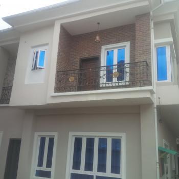 4 Bedroom Semi Detached House, Idado, Lekki, Lagos, Semi-detached Duplex for Sale