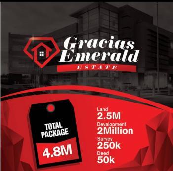 Gracias Emerald Estate, Before The Gra., Abijo, Lekki, Lagos, Residential Land for Sale