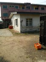 3 Separate Bungalows On 1,100 Sq M For Sale In Aguda, Surulere, Aguda, Surulere, Lagos, 4 Bedroom, 2 Toilets, 2 Baths House For Sale