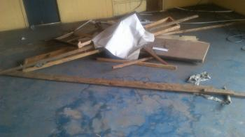 2 Bedroom Flat Office Space, Lawanson Road, Itire, Lagos, Flat for Rent