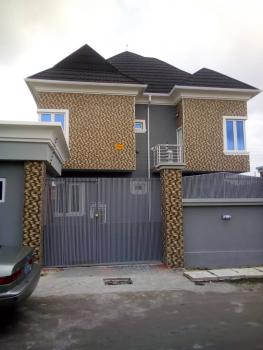 Brand New Exquisitely Finished 4 Bedroom Detached Duplex with a Room Bq, Even Estate, Badore, Ajah, Lagos, Detached Duplex for Sale