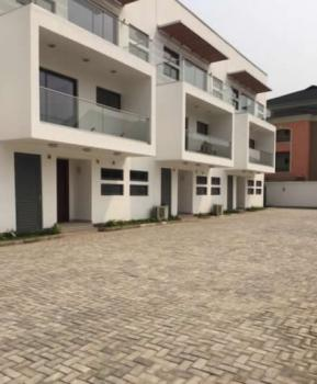 a Nicely Built 4 Bedroom Terrace Duplex and a Room Boys Quarters Within an Exclusive Estate, Oniru, Victoria Island (vi), Lagos, Terraced Duplex for Sale