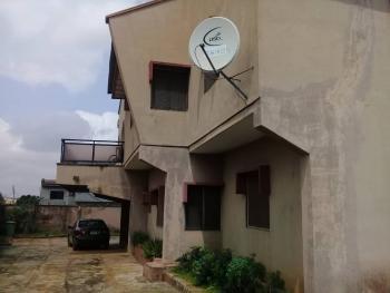 Duplex with 3 Bedroom Flat Behind on 2 Plots, Alagbole, Ifo, Ogun, Detached Duplex for Sale