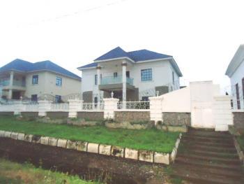 4 Bedroom Fully Detached Duplex, Orozo Mass Housing Estate Caja, Orozo, Abuja, Detached Duplex for Sale
