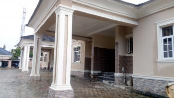 4 Bedroom Flat with a Room Bq, Life Camp, Gwarinpa, Abuja, Flat for Rent