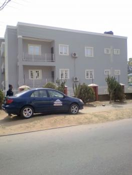 a Block of Serviced 3 Bedroom Apartment, Asokoro District, Abuja, Flat for Rent