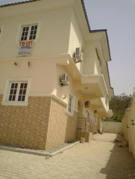 Newly Built 3 Bedroom Apartment Serviced with a/c, Apo, Abuja, Flat for Rent