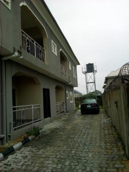 Clean 2 Bedroom Flat Up Stairs, Otunla Town, Kajola Bus Stop Lakowe Axis, Ajah, Lagos, Flat for Rent
