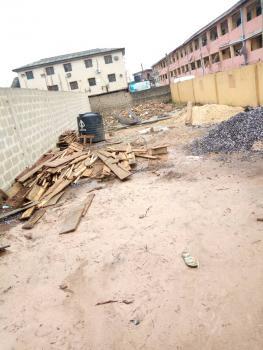 Half Plot of Land, Obasa Road, Oba Akran, Ikeja, Lagos, Mixed-use Land for Sale