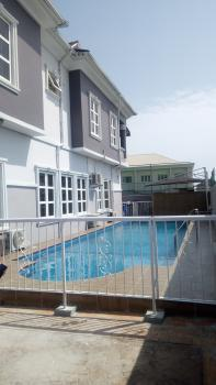Fully Detached 6 Bedroom with 2 Sitting Rooms and a Room Bq in a Serene Estate, Pinnock Beach Estate Lekki Lagos, Chevy View Estate, Lekki, Lagos, Detached Duplex for Sale
