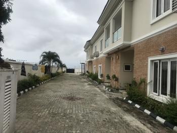 4 Bedroom Waterfront Duplex, Vgc, Lekki, Lagos, Terraced Duplex for Rent