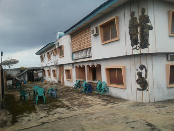 40 Rooms Well Equipped Hotel with Events Center, Old Ife Road, By New Ife Road Express Way, Ibadan, Oyo, Commercial Property for Sale