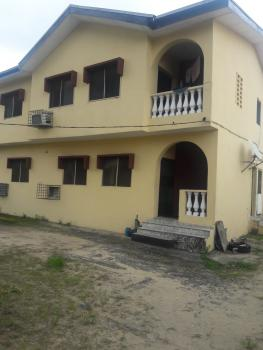 a Duplex with 2 Bedroom Apartments and 2 Bedroom Attachment at The Back, 2, Morgan Elumelu, Thomas Estate, Ajah, Lagos, Block of Flats for Sale