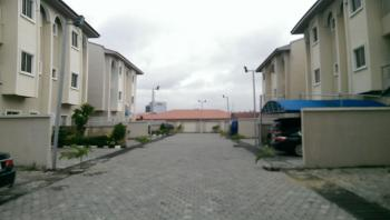 3 Bedroom Terrace House with 1 Room Boys Quarters, All Rooms En Suite with Ample Parking Space for Up to 4 Cars, Elegba Festival Drive, Oniru, Victoria Island (vi), Lagos, Terraced Duplex for Rent