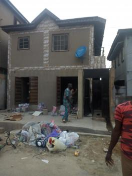 Newly Built Room Self Contained, Alagomeji, Yaba, Lagos, Self Contained (single Room) for Rent