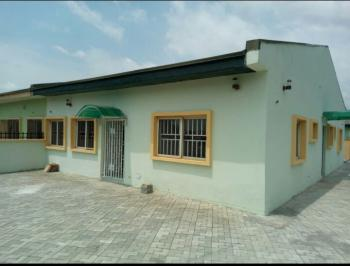 a Standard 3 Bedroom Bungalow House  As Fresh As New, Sunnyvale Estate, Dakwo, Abuja, Semi-detached Bungalow for Rent