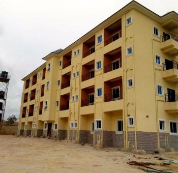 a 48 Rooms Self Contained Student Lodge with 3 Lock Up Stores at The Entrance, Miracle Junction, Awka, Anambra, Terraced Duplex for Sale
