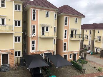 Exquisitely Finished 4 Rooms Maisonette Duplex with Bq, Galadimawa, Abuja, Terraced Duplex for Sale