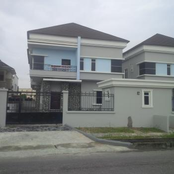 Luxury New 5 Bedroom Fully Detached Duplex with Bq, Pinnock Beach Estate, Osapa, Lekki, Lagos, Detached Duplex for Sale