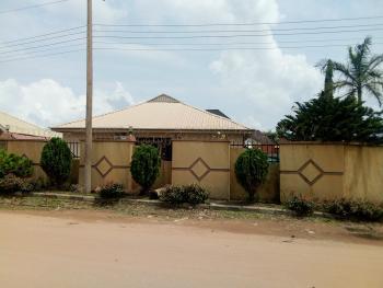 3 Bedroom Detached Bungalow with 2 Rooms Bq, Efab Estate, Mbora, Abuja, Detached Bungalow for Sale