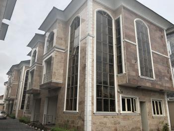 Luxury 4 Bedroom Semi Detached Duplex with Bq, Parkview Eatate, Parkview, Ikoyi, Lagos, Semi-detached Duplex for Rent