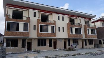 Well Finished and Luxury 4 Bedroom Town House with Boys Quarter in a Serviced Estate, Ikate Elegushi, Lekki, Lagos, Terraced Duplex for Sale