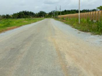 Plots, Few Minutes Drive After Dangote Refinery/ Bus Stop, Lekki, Lagos, Mixed-use Land for Sale