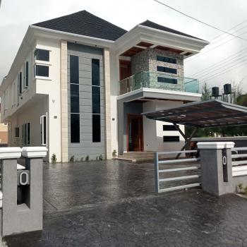 Luxury 5 Bedroom Duplex with Fully Finished Kitchen and a Swimming Pool, Megamound, Lekky County Homes, Ikota Villa Estate, Lekki, Lagos, Detached Duplex for Sale