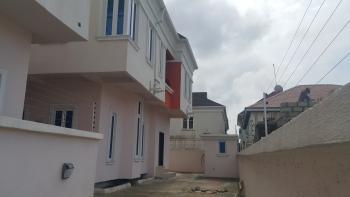 Brand New 5 Bedroom Fully Detached House with Bq, Idado, Lekki, Lagos, Detached Duplex for Rent