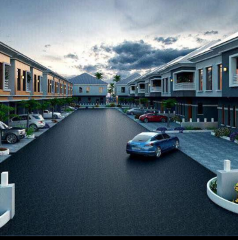 Luxury 3 Bedroom Terrace Duplex, Ikota, Ikota Villa Estate, Lekki, Lagos, Terraced Duplex for Sale