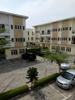 Serviced Four Bedroom Terrace with 24 Hours Power, Ikate Elegushi, Lekki, Lagos, Terraced Duplex for Rent
