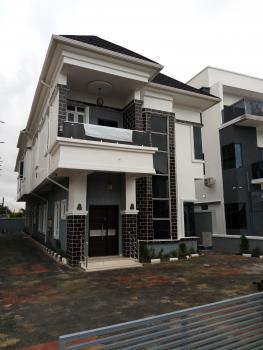 Brand New State of The Art Finished 5 Bedroom Fully Detached Duplex with a Room Bq, Lekki County Homes Estate (megamound Estate) Ikota,, Lekki, Lagos, Detached Duplex for Sale
