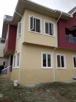 4 Bedroom Duplex (brand New) Self Compound, Chervon Toll Gate, Lekki, Lagos, Semi-detached Duplex for Rent
