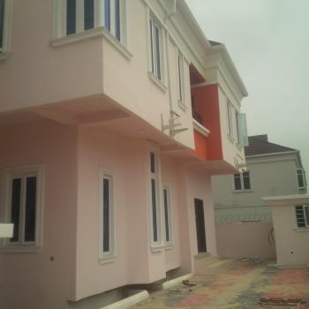 Luxury New 5 Bedroom Fully Detached Duplex with Bq, Idado, Lekki, Lagos, Detached Duplex for Rent