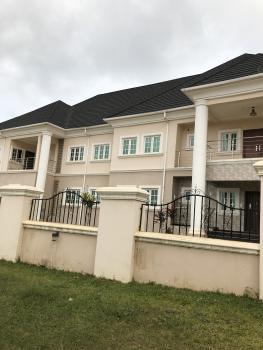 4 Bedroom Duplex with 1 Room Bq, Guzape District, Abuja, Semi-detached Duplex for Sale