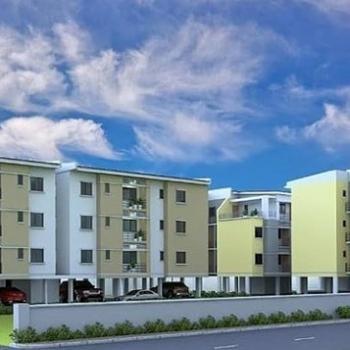 1 Bed, 2 Bed, 3 Bedroom Apartments, Opposite The Gra, Abijo, Lekki, Lagos, Flat for Sale
