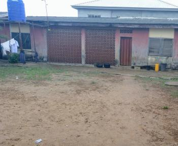 3 Bedroom Bungalow on a Full Plot of Land with 4 Built Shops in Front, Ait Road,kola Bustop, Ifako-ijaiye, Lagos, Detached Bungalow for Sale