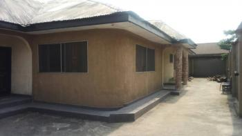 5 Bedroom Bungalow, with Two Sitting Rooms, No 70a, Rumuahalu, Port Harcourt, Rivers, Detached Bungalow for Sale