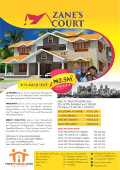 Plots of Land, Zane's Court, Eleranigbe, Ibeju Lekki, Lagos, Residential Land for Sale