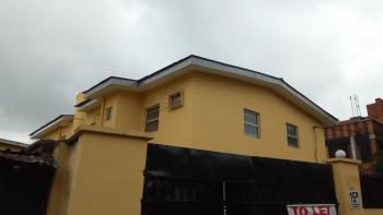 Nicely Built and Well Located 4 Bedroom Flat, Opebi, Ikeja, Lagos, Flat for Rent