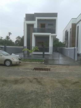 Lovely 4 Bedroom at Laview Estate, Lekki, Lakeview Estate, Orchid Hotel Road, Lafiagi., Lafiaji, Lekki, Lagos, Detached Duplex for Sale